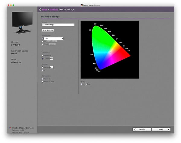 """BenQ SW2700PT 27"""" professional monitor review 9"""