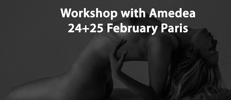 art nude lingerie workshop